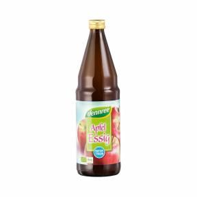 Otet de mere nefiltrat ECO 750 ml, Dennree