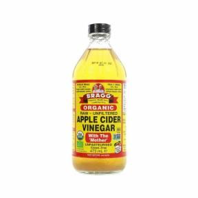 Otet din cidru de mere ECO 473 ml, Bragg