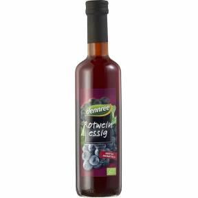 Otet din vin rosu, ECO, 500 ml, Dennree