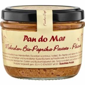 Pasta de macrou, cu paprika, 125 g (148 ml), Pan Do Mar