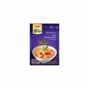 Pasta indiana pentru pui Madras curry 50g, Asian Home Gourmet