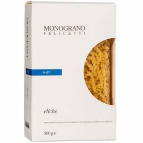 """Paste eliche """"Matt"""", ECO, 500 g, Monograno Felicetti"""