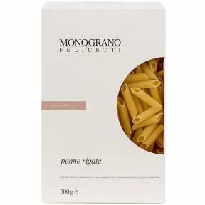 """Paste penne rigate """"Il Capelli"""", ECO, 500 g, Monograno Felicetti"""