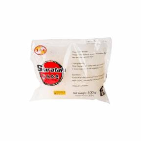 Paste Shirataki Konjac (subtiri) 400 g, City Aroma
