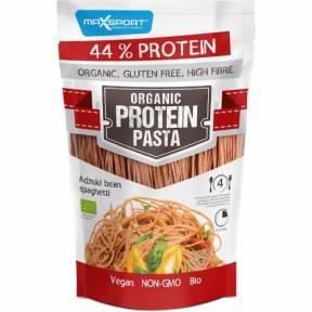 Paste Spaghetti de Fasole Adzuki, cu continut ridicat de proteine, ECO, 200g, Maxsport