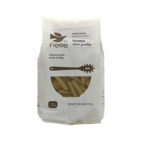 Penne din faina de orez brun ECO 500g, Doves Farm