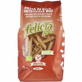 Penne rigate din orez integral ECO 250 g, Felicia