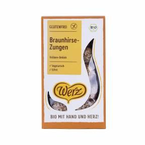 Piscoturi fara gluten din mei ECO 150 g, Werz