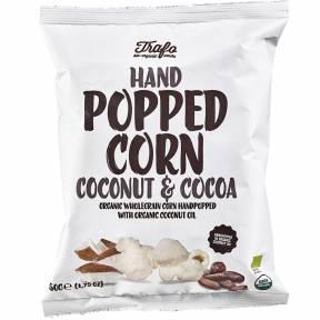 Popcorn cu cacao si cocos ECO 50g, Trafo