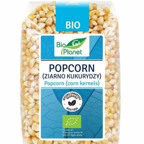 Porumb pentru Popcorn ECO, 400 g, Bio Planet