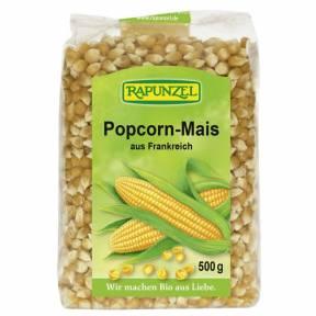 Porumb de popcorn, ECO, 500 g, Rapunzel