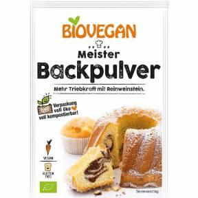 Praf de copt fara gluten, ECO, 3 x 17 g, BioVegan