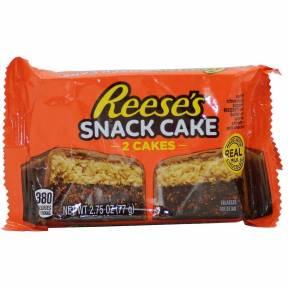 Prajitura Snack Cake, 77 g (2 buc), Reese's