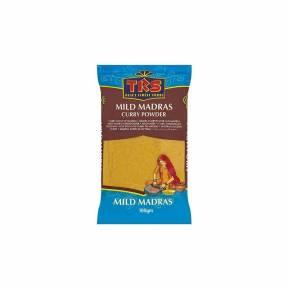 Pulbere de curry Madras usor picanta 100g, TRS