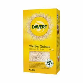 Quinoa alba ECO 200 g, Davert