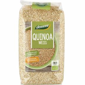 Quinoa alba ECO 500 g, Dennree