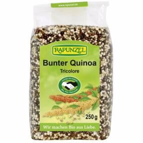 Quinoa colorata, ECO, 250 g, Rapunzel