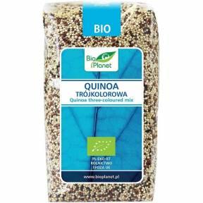 Quinoa mix trei culori, ECO, 500 g, Bio Planet