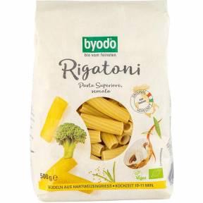 vRigatoni, ECO, 500 g, Byodo