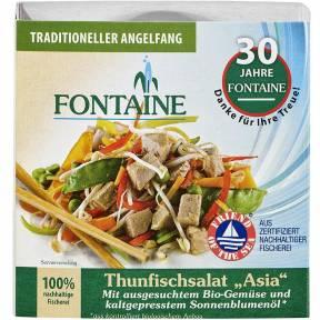 Salata de ton Asia 200 g, Fontaine