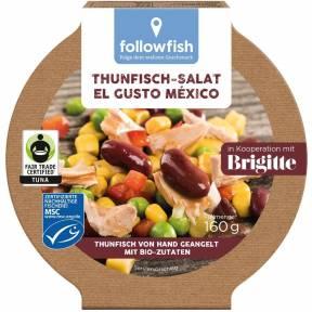 Salata de ton Mexic 160 g