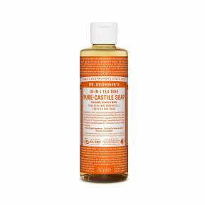 Sapun lichid de Castilia 18-in-1 Arbore de Ceai, 240 ml, Dr. Bronner's
