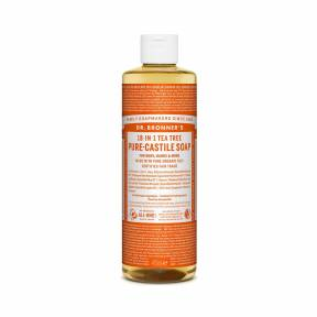 Sapun lichid de Castilia 18-in-1 Arbore de Ceai, 475 ml, Dr. Bronner's