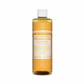 Sapun lichid de Castilia 18-in-1 Citrice, 475 ml, Dr. Bronner's