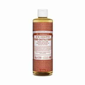 Sapun lichid de Castilia 18-in-1 Eucalipt, 475 ml, Dr. Bronner's