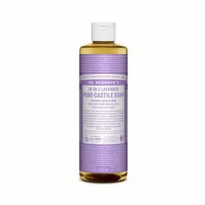 Sapun lichid de Castilia 18-in-1 Lavanda, 475 ml, Dr. Bronner's