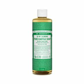 Sapun lichid de Castilia 18-in-1 Migdale, 475 ml, Dr. Bronner's