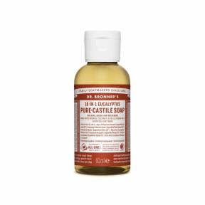 Sapun Organic 18 in 1 Eucalipt - 60 ml, Dr. Bronner's