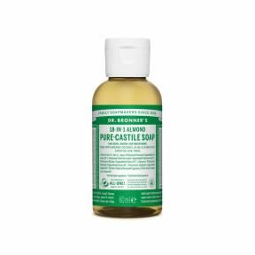 Sapun Organic 18 in 1 Migdale- 60 ml, Dr. Bronner's