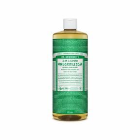 Sapun Organic 18 in 1 Migdale - 945 ml, Dr. Bronner's