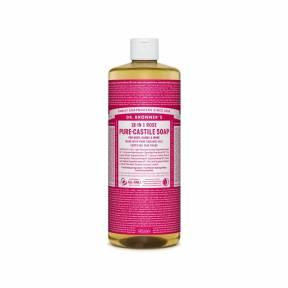 Sapun Organic 18 in 1 Trandafiri, 945 ml, Dr. Bronner's