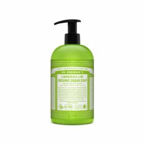 Sapun Organic Lemongrass si Lime - 710 ml, Dr. Bronner's