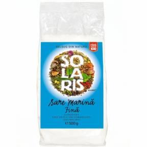 Sare marina fina 500 g, Solaris