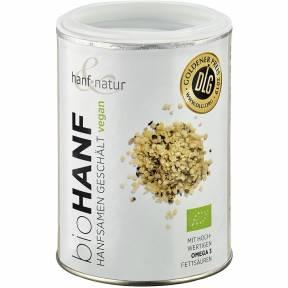 Seminte de canepa decorticate, ECO, 150g, Hanf Natur