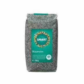 Seminte de mac ECO 250 g, Davert
