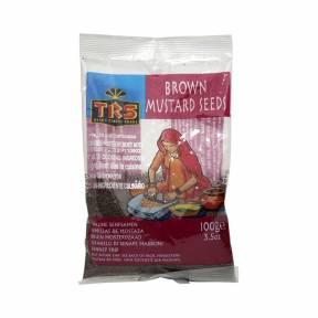 Seminte de mustar negru 100 g, TRS