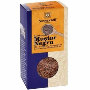 Seminte de mustar negru ECO 80 g, Sonnentor