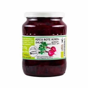 Sfecla rosie pentru salata ECO 670 g, Pflugelmeier
