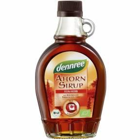 Sirop de Artar canadian, grad A, cu gust intens  ECO 250 ml, Dennree