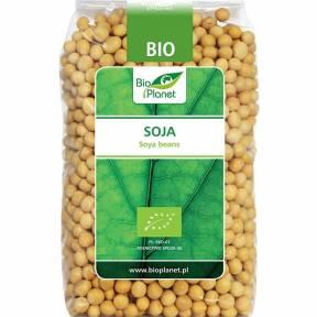Soia boabe ECO, 400 g, Bio Planet