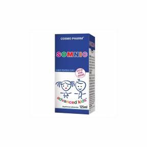 Somnic Sirop, Cosmo Pharm, 125 ml