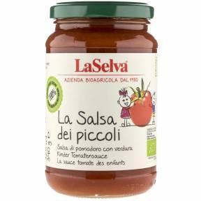 Sos de rosii pentru copii ECO 340 g (325 ml), La Selva