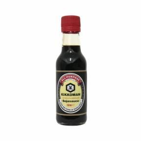 Sos de soia 150 ml, Kikkoman
