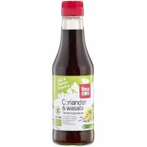 Sos tamari fara gluten cu wasabi ECO 250 ml, Lima
