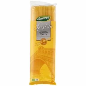 Spaghetti fara gluten ECO 500 g, Dennree