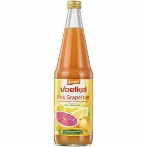 Suc de grapefruit roz ECO 700 ml, Voelkel
